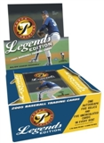 2005 Topps Pristine Legends Edition Baseball Hobby Box