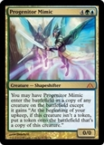 Magic the Gathering Dragon's Maze Single Progenitor Mimic Foil