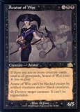Magic the Gathering Prophecy Single Avatar of Woe - NEAR MINT (NM)
