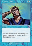 Magic the Gathering Time Spiral Single Psionic Blast UNPLAYED (NM/MT)