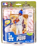 Yasiel Puig Los Angeles Dodgers MLB McFarlane Series 32 Gray Variant Figure /750