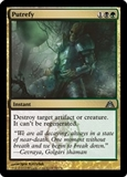 Magic the Gathering Dragon's Maze Single Putrefy Foil
