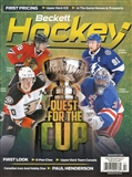 2015 Beckett Hockey Monthly Price Guide (#275 July) (Quest for the Cup)