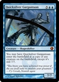 Magic the Gathering Scars of Mirrodin Single Quicksilver Gargantuan - NEAR MINT (NM)