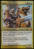 Magic the Gathering From the Vault: Legends Rafiq of the Many - SLIGHT PLAY (SP)