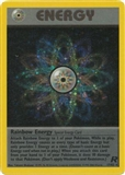 Pokemon Team Rocket Single Rainbow Energy 17/82 - SLIGHT PLAY (SP)