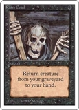 Magic the Gathering Unlimited Single Raise Dead UNPLAYED (NM/MT)