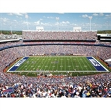 Artissimo Buffalo Bills Ralph Wilson Stadium 28x22 Canvas