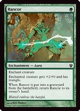 Magic the Gathering Archenemy Single Rancor - NEAR MINT (NM)