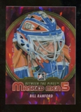 2012/13 In the Game Between The Pipes Masked Men V Rainbow #MM39 Bill Ranford