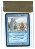Magic the Gathering Alpha Single Ancestral Recall BGS 8 RAW REVIEW - *282223*