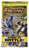 Redakai Gold Booster Pack