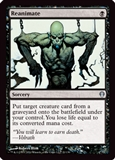 Magic the Gathering Archenemy Single Reanimate - NEAR MINT (NM)