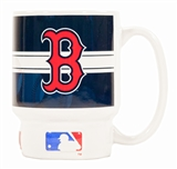Boelter Boston Red Sox Home Run Sculpted Coffee Mug