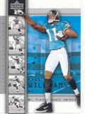 2004 Upper Deck Football REGGIE WILLIAMS 130 Card Lot