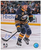 Samson Reinhart Autographed Buffalo Sabres Skating 8x10 Hockey Photo