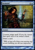 Magic the Gathering Ravnica Single Remand - SLIGHT PLAY (SP)