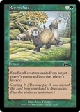 Magic the Gathering Urza's Legacy Single Repopulate Foil