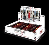 Revenge Season One Trading Cards Box (Cryptozoic 2013) (Presell)