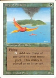 Magic the Gathering 3rd Ed (Revised) Single Birds of Paradise UNPLAYED (NM/MT)
