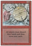 Magic the Gathering 3rd Ed (Revised) Single Wheel of Fortune - NEAR MINT (NM)