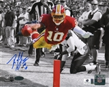 Robert Griffin III Autographed Washington Redskins 8x10 (RGIII Hologram)