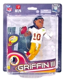McFarlane Series 32 NFL Robert Griffin III (Big Head) Bronze Level Variant Figure