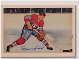 "Maurice ""Rocket"" Richard Autographed Montreal Canadiens 8x11 Print (DACW COA)"