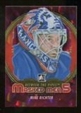 2012/13 In the Game Between The Pipes Masked Men V Rainbow #MM43 Mike Richter