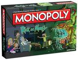 Monopoly: Rick and Morty (USAopoly)