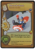 Marvel Super Hero Squad Foundation Single Ride to the Rescue Rare