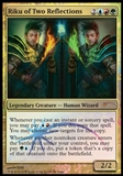 Magic the Gathering Promo Single Riku of Two Reflections JUDGE FOIL - NEAR MINT (NM)
