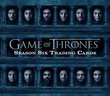Game Of Thrones Season Six Trading Cards 12-Box Case (Rittenhouse 2016) (Presell)