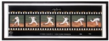 Roger Clemens Autographed NY Yankees Framed Film Strip #152/220 (Upper Deck)
