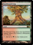 Magic the Gathering 2012 Single Rootbound Crag - NEAR MINT (NM)