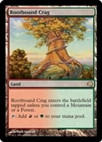 Magic the Gathering 2013 Single Rootbound Crag UNPLAYED NM/MT