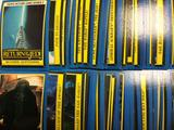 1983 Topps Star Wars Return of the Jedi Series 2 Complete Trading Card Set
