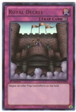 Yu-Gi-Oh Legendary Collection 3 Single Royal Decree Ultra Rare