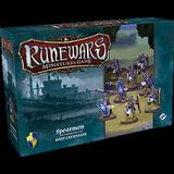 Runewars Minatures Game: Spearmen Unit Expansion (FFG)