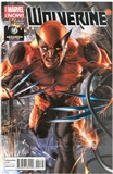 Wolverine #1 Wizard World Sacramento Exclusive Variant Cover