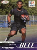2014 Sage National Exclusive Promo #N1 Le'Veon Bell