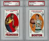 1969/70 Topps Basketball Complete Set (NM-)