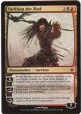 Magic the Gathering Rise of the Eldrazi Single Sarkhan the Mad Foil