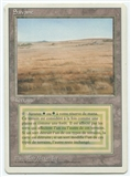 Magic the Gathering Revised Single Savannah FRENCH WB - MODERATE PLAY (MP)