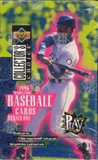 1996 Upper Deck Collector's Choice Series 1 Baseball Retail Box