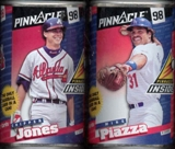 1998 Pinnacle Inside Baseball Can