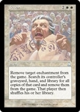 Magic the Gathering Urza's Destiny Single Scour Foil