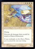 Magic the Gathering Scourge Single Dawn Elemental - NEAR MINT (NM)