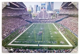 Artissimo Seattle Seahawks Century Link Field Stadium 22x28 Stadium Canvas