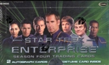 Star Trek Enterprise Season 4 Trading Cards Box (Rittenhouse 2005)